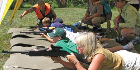 Hunter education & safety classes: Minnesota DNR