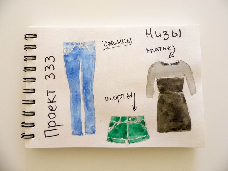 проект 333, гардеробный проект 333, минимализм в жизни и в вещах, минимализм в одежде