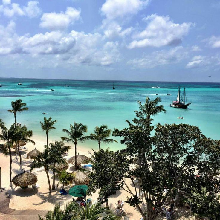 Beautiful Aruba
