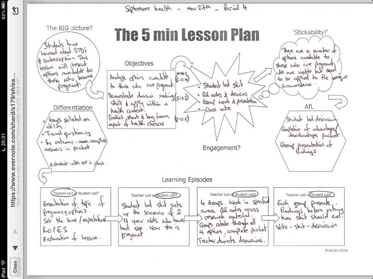 11 best 5 Minute Lesson Plan images on Pinterest Lesson plans - art lesson plans template