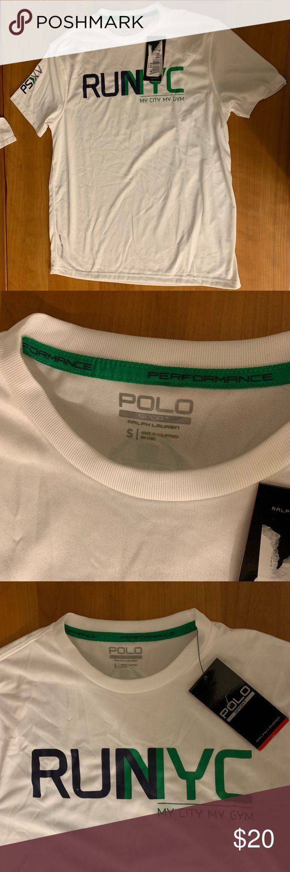 Polo Sport Run NYC The clothes are new with tags and were