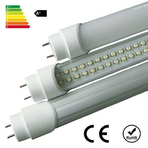 1 x LED Leuchtstoffröhre 150cm 23 Watt, kostenlose Lieferung, Lichtleistung 2300 Lumen Sockel G13 T8 Lichtfarbe tageslichtweiß 6200K Leuchtmittel mit LED-Starter von FixLight, http://www.amazon.de/dp/B00G32DFSI/ref=cm_sw_r_pi_dp_-nlEsb17F9X85