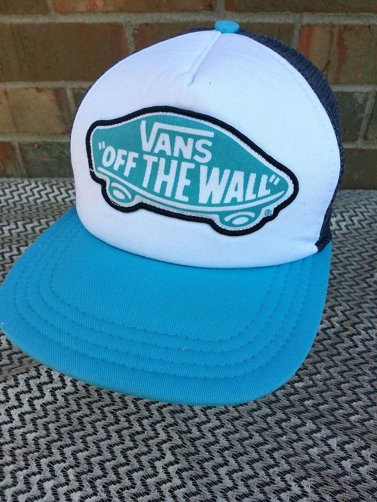 Vans Off The Wall Snapback
