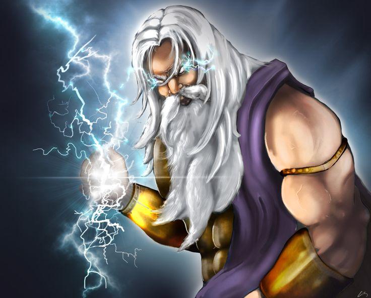 Zeus by CoreyBrown.deviantart.com on @DeviantArt