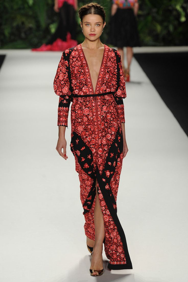 Naeem Khan Spring 2014 Ready-to-Wear - Collection - Gallery - Style.com