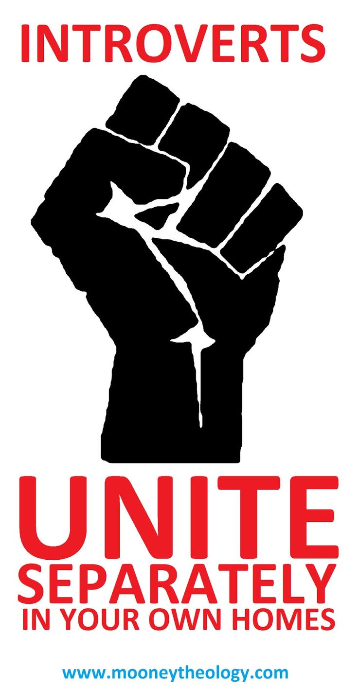 Unite!  Separately. In your homes!