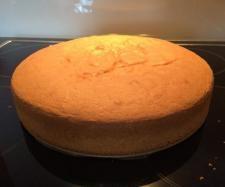 Rezept Biskuitboden - Tortenboden - schön hoch und einfach zu machen von Schirmle - Rezept der Kategorie Backen süß