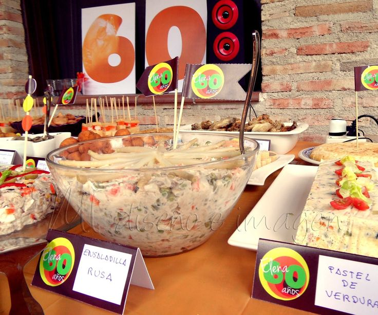 1000 images about 60 a os on pinterest fiestas anos 60 - Ideas para celebrar 50 cumpleanos ...