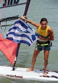 Nikos Kaklamanakis (Greece)