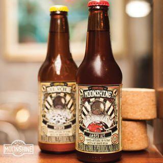 Empieza esté nuevo año al mejor estilo artesanal de #Moonshine #piensaindependiente #tomaartesanal #cervezabogotana #cervezasmoonshine #cervezacolombiana #craftbeer #bogota