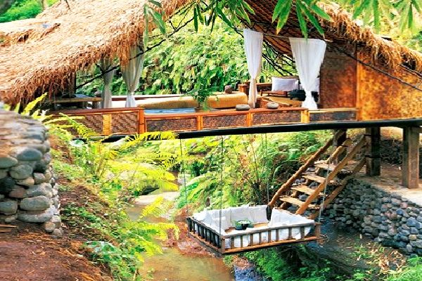 Phenomenally beautiful Bali retreat! Wow!!! <3 ... #Panchoran Retreat, Nyuh Kuning, #Bali, Indonesia: panchoran-retreat.com