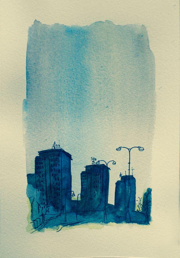 Illustration - Kladno city