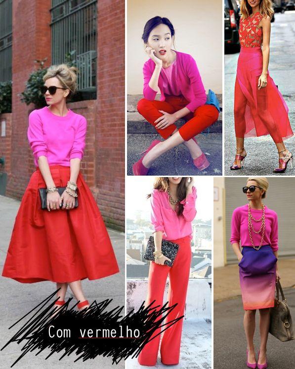 6 jeitos adultos e poderosos de usar rosa - Um Ano Sem Zara