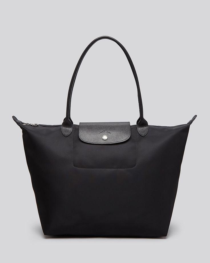 $180  Longchamp Tote - Le Pliage Neo Large | Bloomingdale's