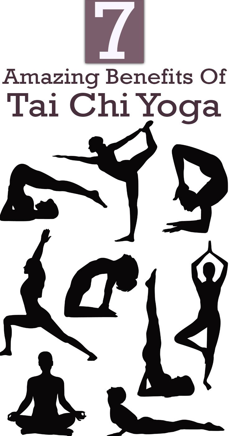 Tai Chi Yoga has a number of benefits, some of which are