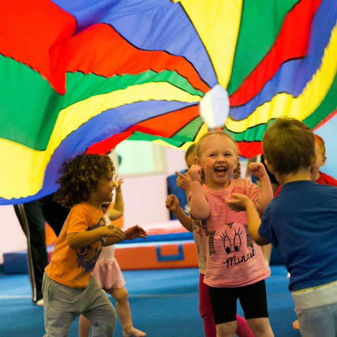 Staying inside doesn't have to be boring. Visit one of these fun indoor playgrounds in Ottawa. They all have drop-in hours—woohoo!