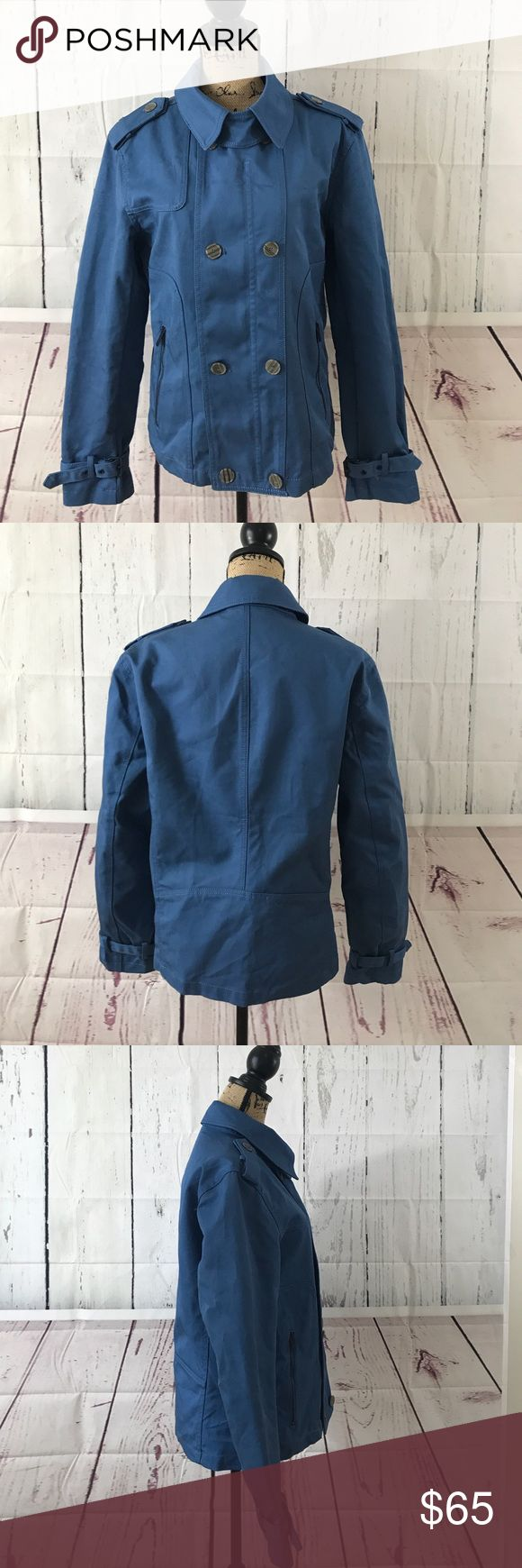 ZARA MAN Jacket Blue Size XL Smoke Free Home! Same or Next Day Shipping. Zara Jackets & Coats Military & Field