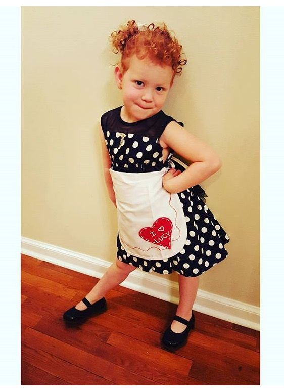 i love lucy lucille ball halloween girl halloween costume unique halloween costume for girls - I Love Lucy Halloween Costumes