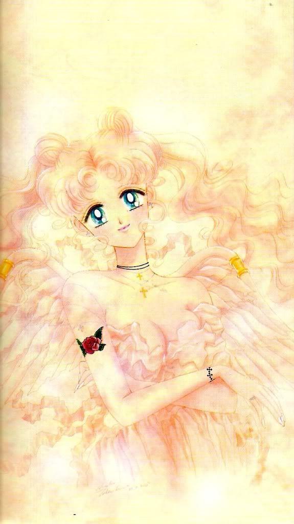 うさぎ Usagi / Sailor Moon by Naoko Takeuchi