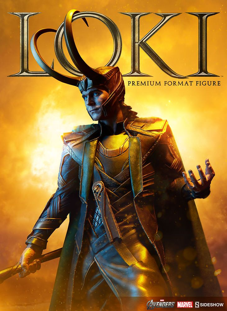 Marvel Loki Premium Format(TM) Figure by Sideshow Collectibl | Sideshow Collectibles