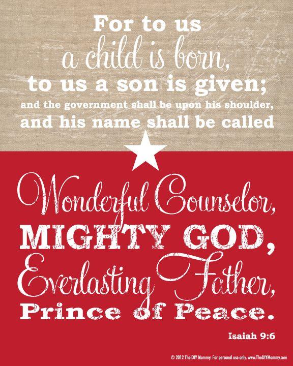 Merry Christmas Bible Verse