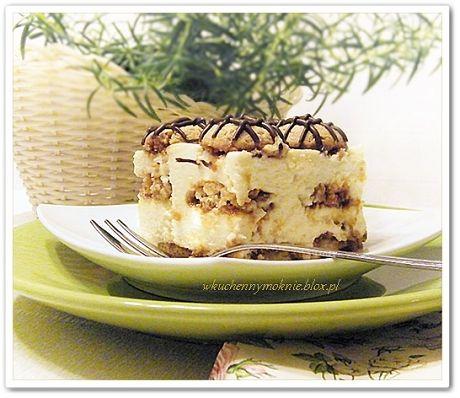 Ten sernik na zimno jest prosty i szybki w wykonaniu, bardzo smaczny i efektownie prezentuje się na stole. Oto co chcę Wam dzisiaj polecić na szare, jesienne