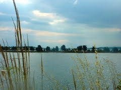 Livari lagoon in Vourvourou