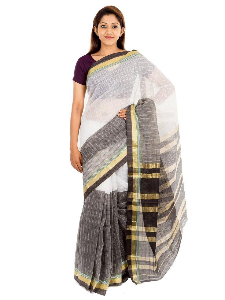 The Chennai Silks - Cotton Saree - Grey (CCM-54): Amazon : Clothing & Accessories  http://www.amazon.in/s/ref=as_li_ss_tl?_encoding=UTF8&camp=3626&creative=24822&fst=as%3Aoff&keywords=The%20Chennai%20Silks&linkCode=ur2&qid=1448871788&rh=n%3A1571271031%2Cn%3A1968256031%2Ck%3AThe%20Chennai%20Silks&rnid=1571272031&tag=onlishopind05-21