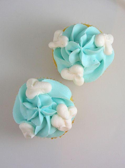 Airplane Cupcakes | Flickr - Photo Sharing!