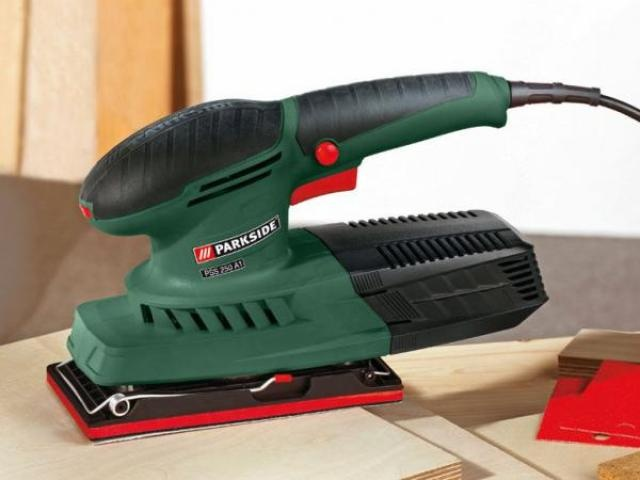 Finishing Sander by Parkside only 11.67 Euro per piece! http://www.restposten.de/article-11936704.html