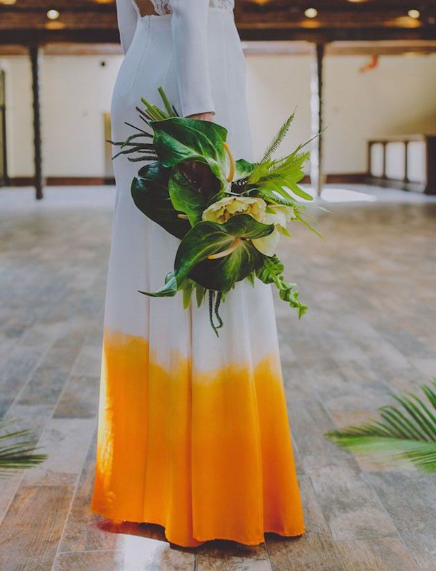 20 Bright & Beautiful Ideas for a Tropicana Wedding | Notey