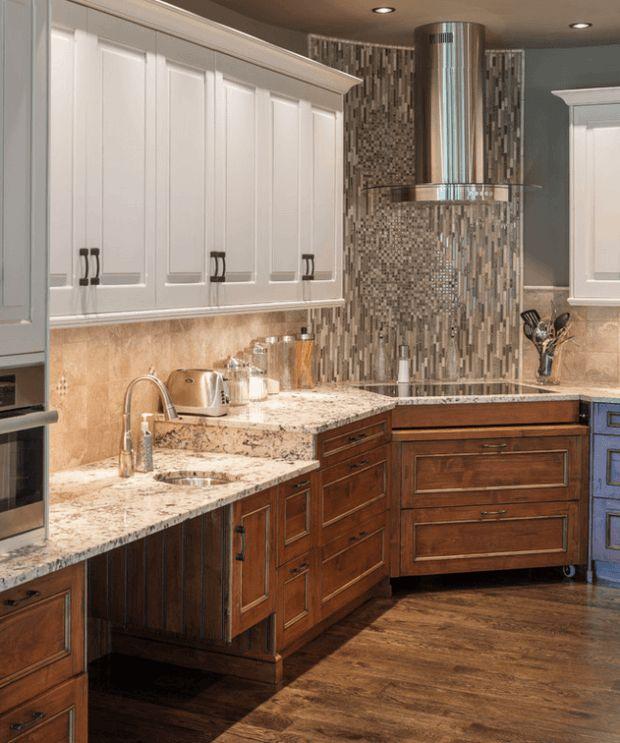 #universaldesign #kitchen | How To Design A Universal Kitchen In 4 Easy  Steps |