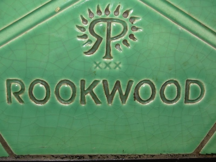 Rookwood Pottery...no longer have any...highly desired and very expensive...