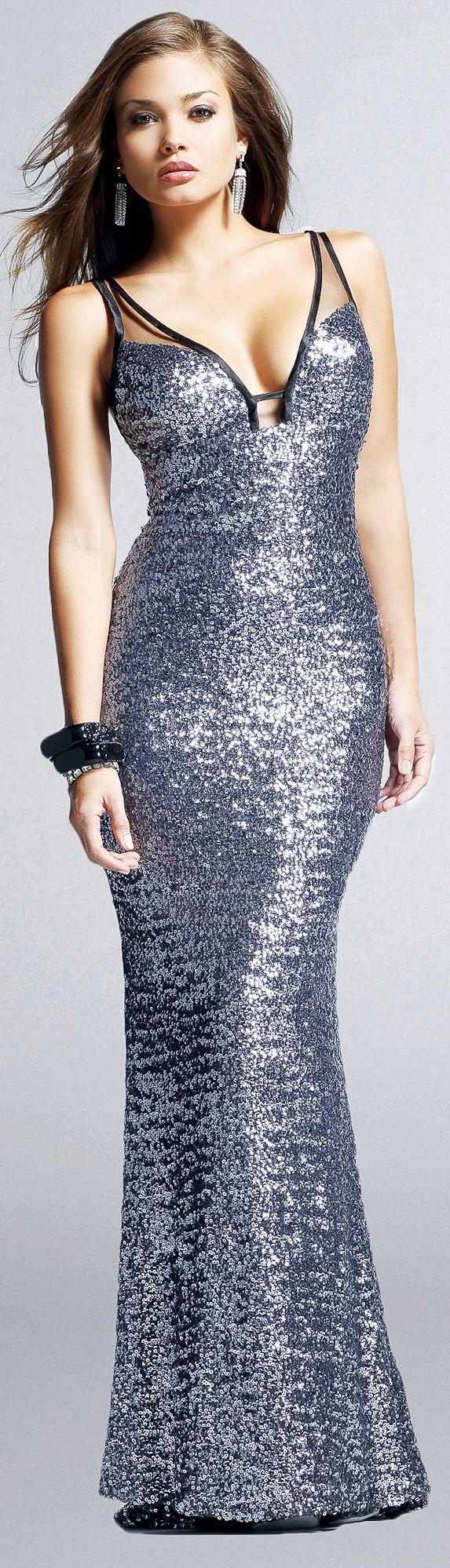 Faviana Full Length Gown-tweddingdress.com