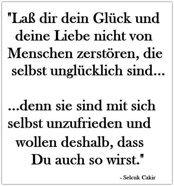 Lass Dir Dein Glück German Sayings Pinterest Zitate