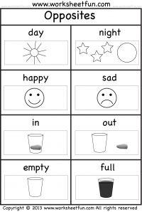 math worksheet : best 25 opposites preschool ideas on pinterest  synonyms of busy  : Opposites Worksheet Kindergarten