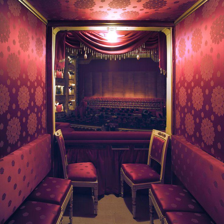 Teatro Alla Scala 2 by Rubelli
