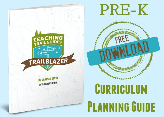 Trailblazer: Pre-K Curriculum Pacing Guide