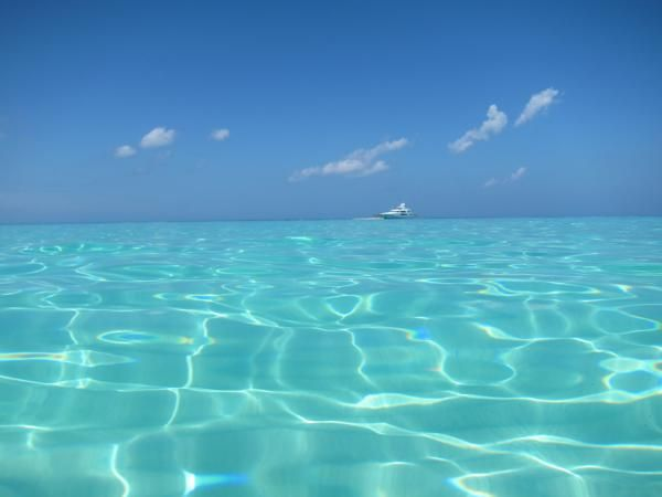 Rose Island Bahamas. The CLEAREST water you will ever see!!! Photograph & copyright Mia In Style. www.miainstyle.com