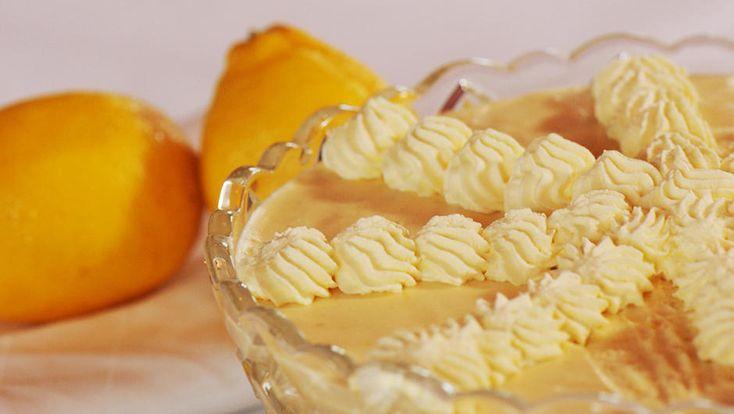 Opskrift på klassisk citronfromage som Adam og James lavede den i Skagen i Brødrene Price. Opskriften er nem og smager helt fantastisk.