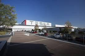 Image result for tesla factory exterior