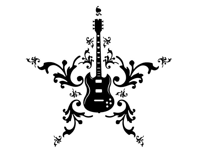 32 best guitars images on pinterest guitar tattoo