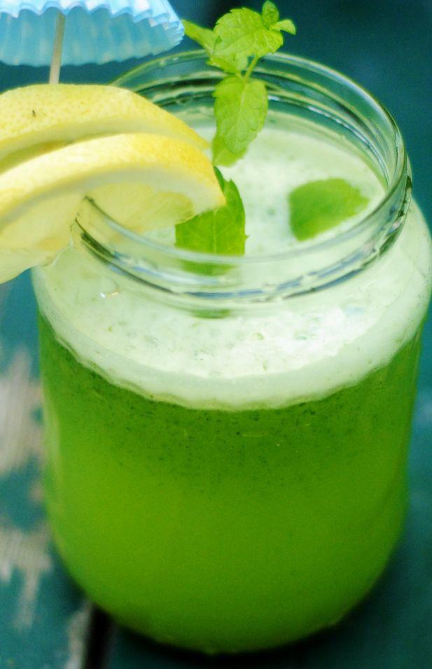 mojito limonade - alcoholvrij