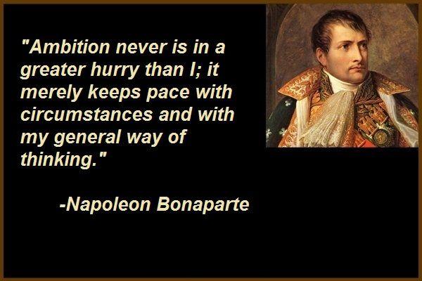 Best And Catchy Motivational Napoleon Bonaparte Quotes Napoleon Bonaparte Quotes Napoleon Bonaparte Napoleon