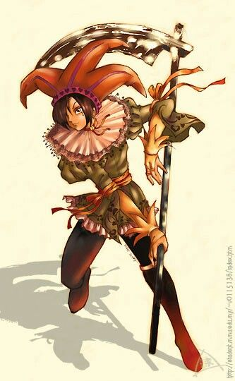 Anime Jester Characters : Best anime jester images on pinterest art