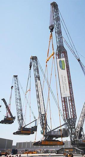 Crane Lifting