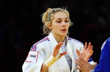 Médaille de bronze en -57 kg pour Automne Pavia - JO 2012