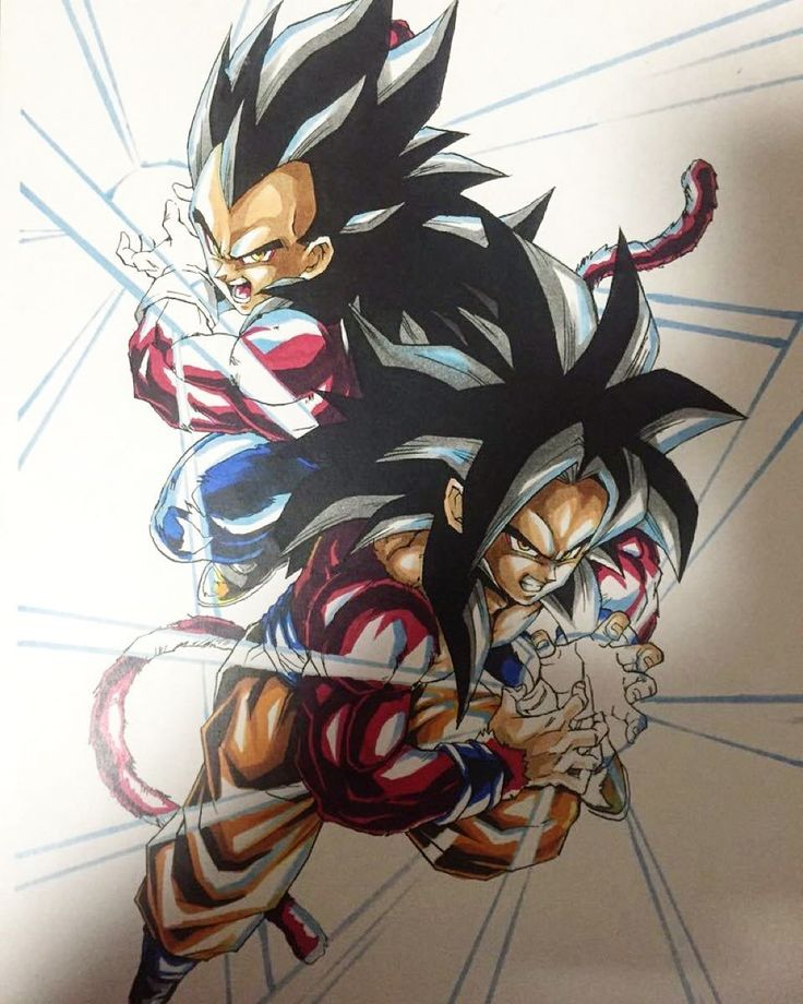 Ve.... Vegeta!? What are you doing!? Art By: Young Jijii #DB #dbz #dbzkai #dbs…