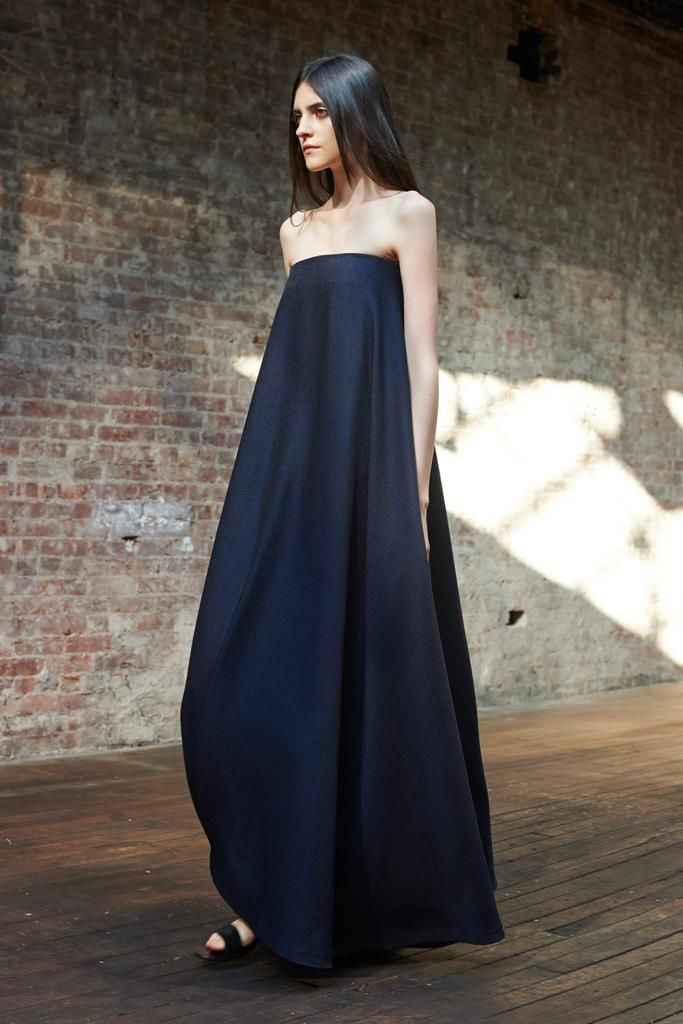 The Row // Spring 2015 Ready-to-Wear