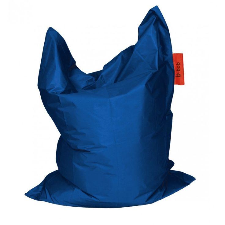 Coussin géant Lazy Large Bleu